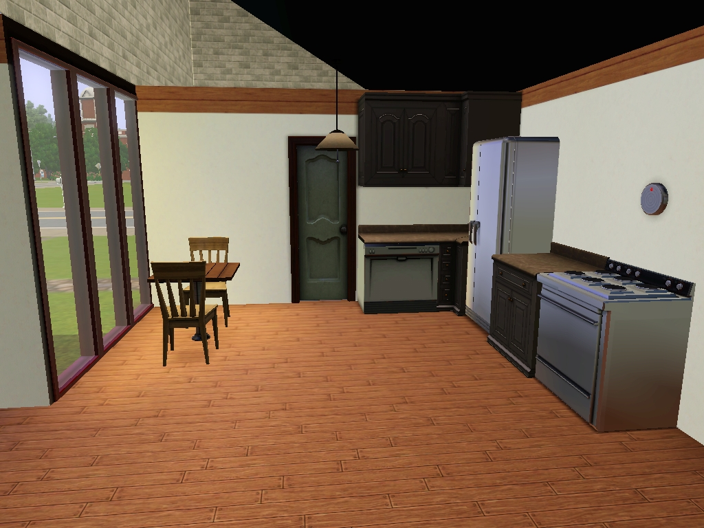 70s Starter Kitchen