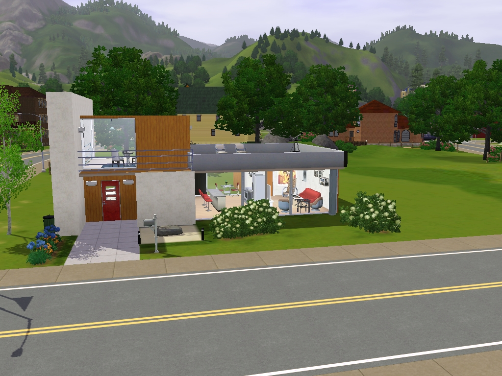 Modern Starter Furnished