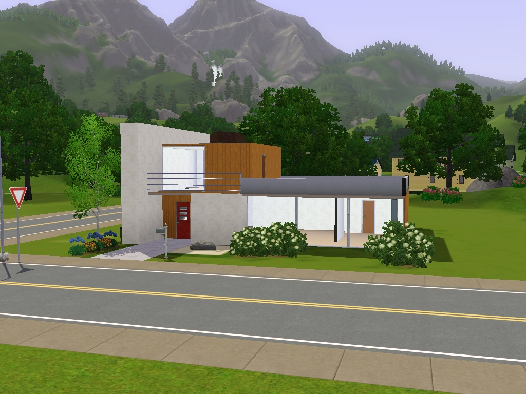 Unfurnished Modern Starter